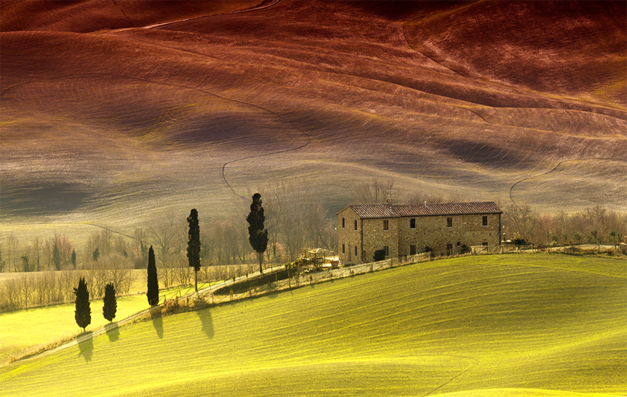 Farmhouse by marco_carmassi