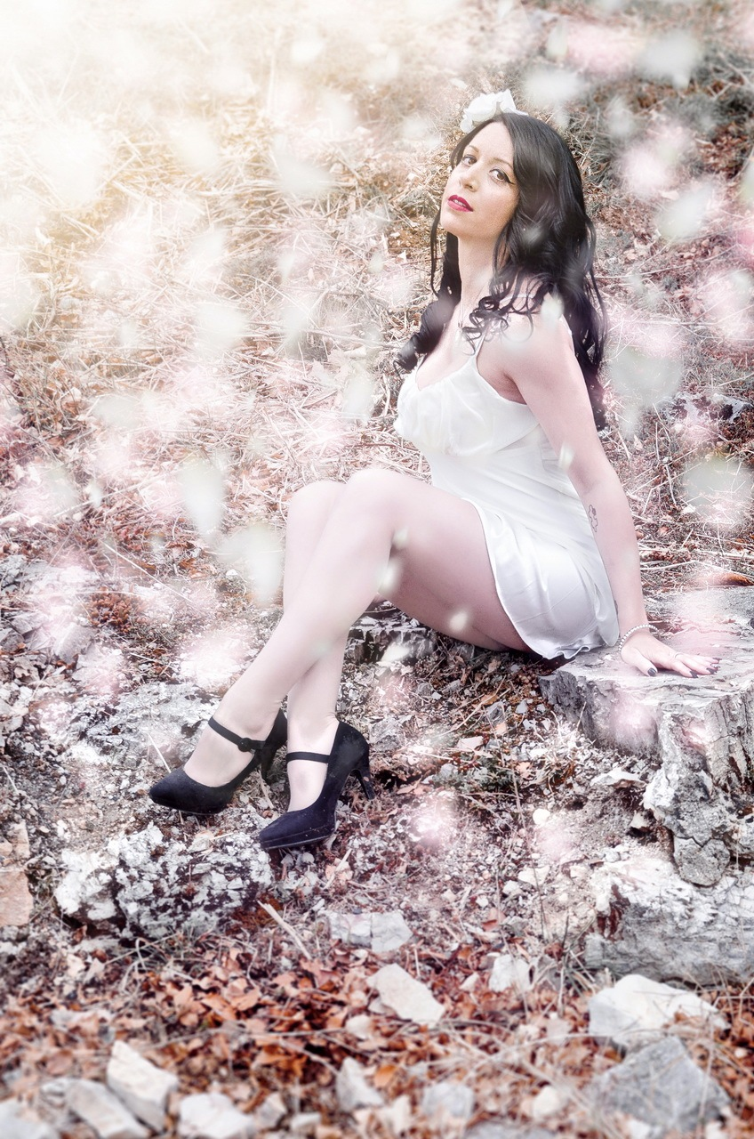 Young girl by Daniel Rusnac di Fotorieti