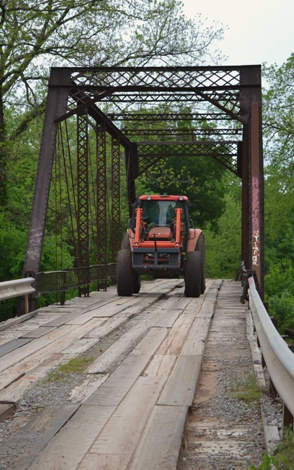 Bridge Crossing by Carrie Winter