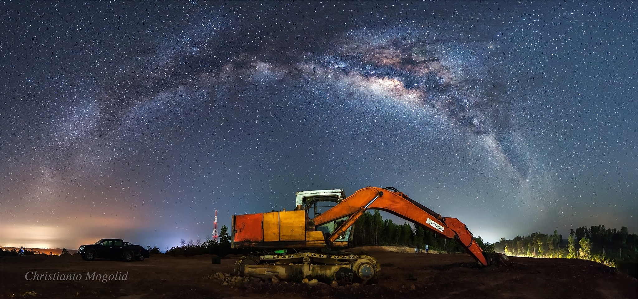 Night construction by Christianto Mogolid