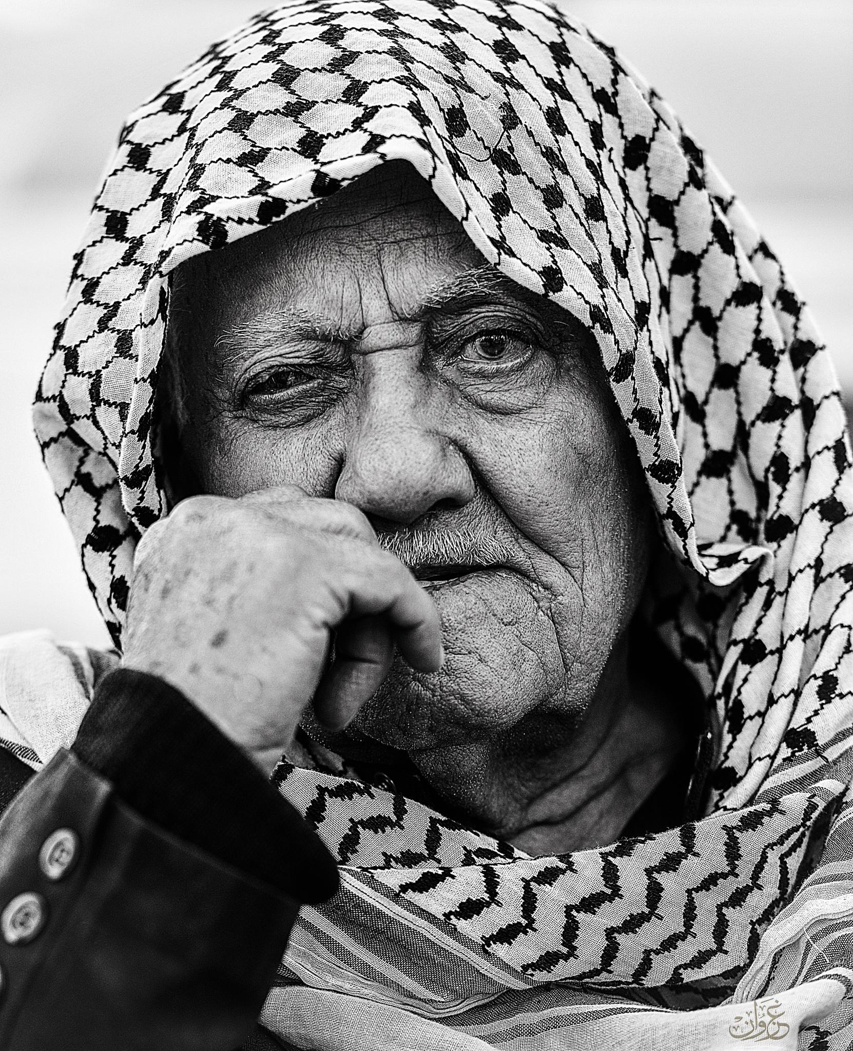 Wisdom by Ghazwan Mahdi photography