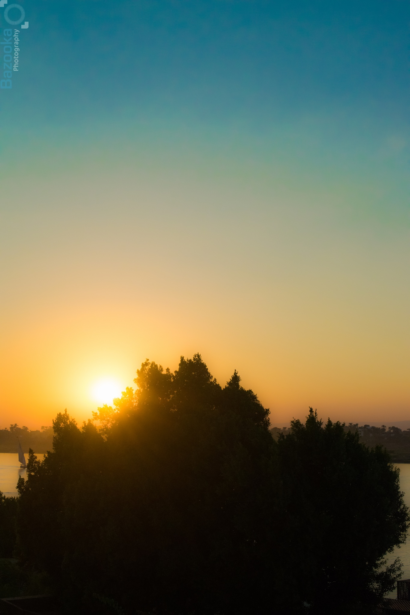 Sunset by Hassan Ahmed Ezz