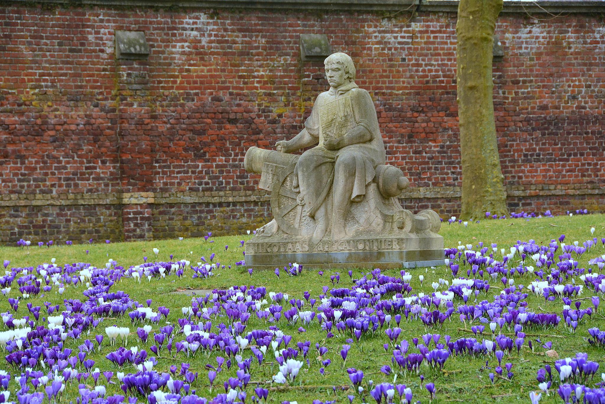 Spring by Jean-Claude Vallenpint