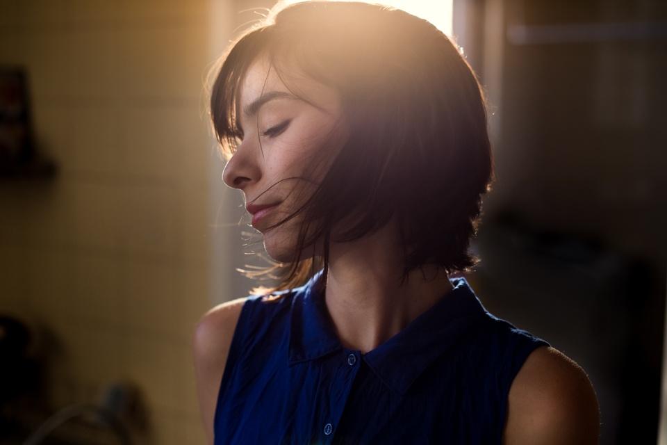 Photo in Portrait #portrait #girl #woman #light