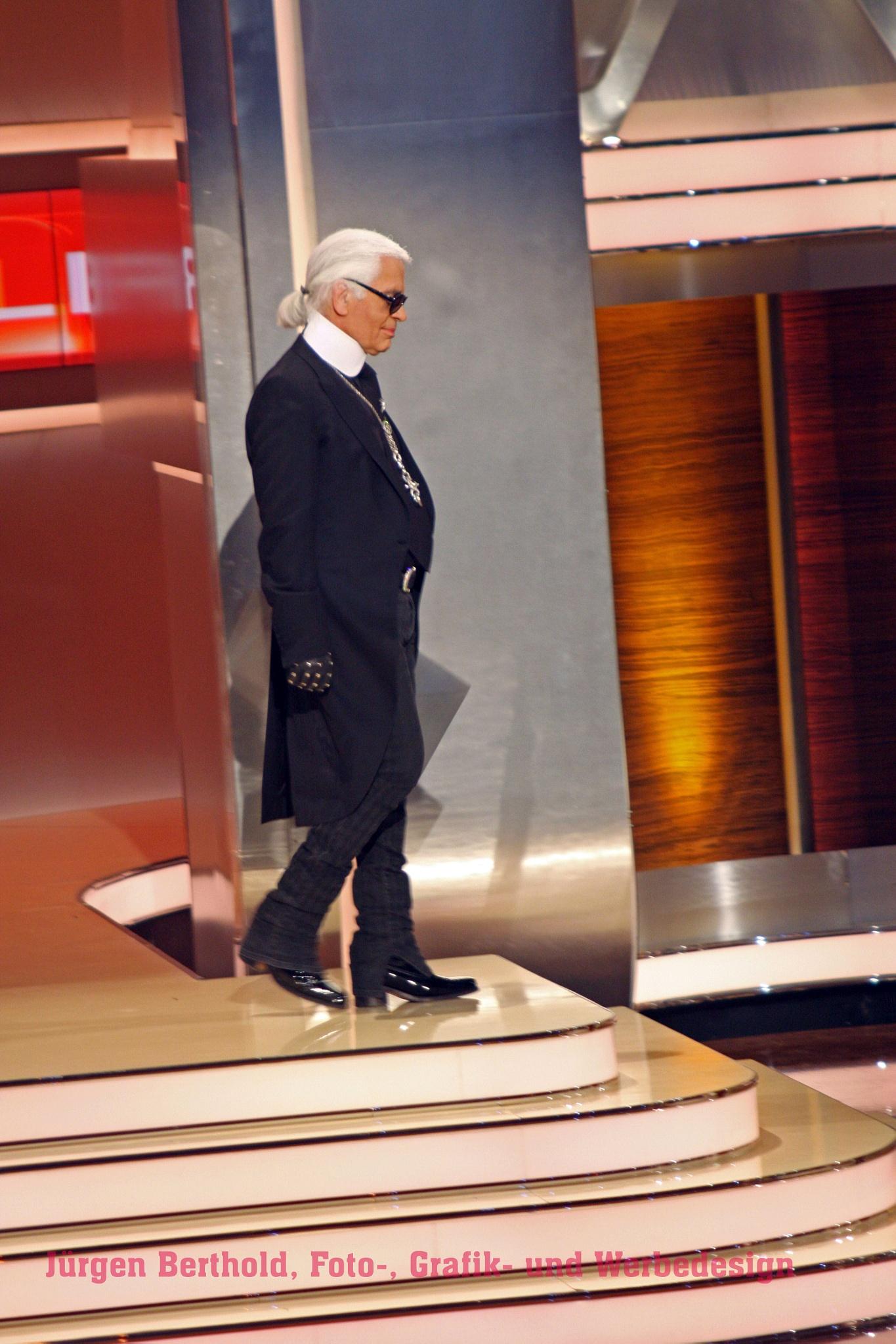 Karl Lagerfeld by Steelblue67