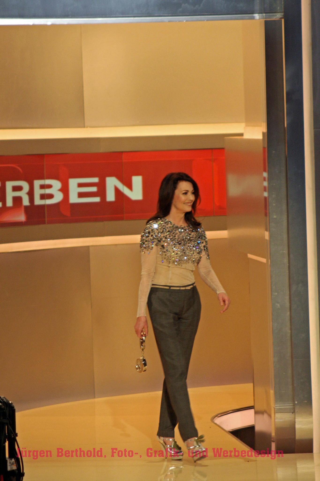 Iris Berben by Steelblue67