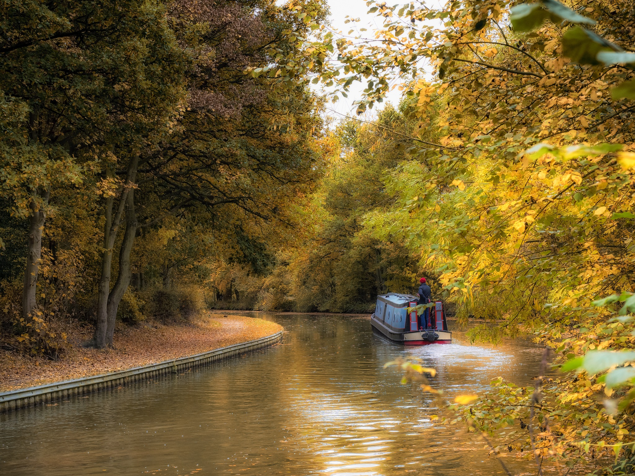 On the Canal by Sarah Walters