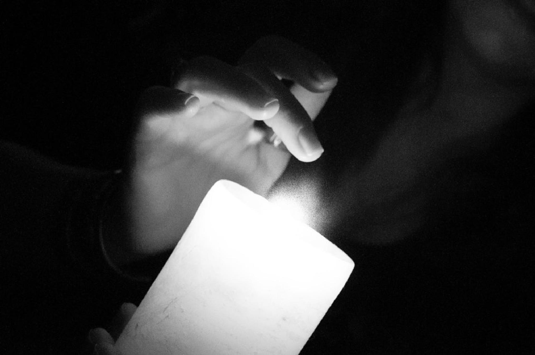 Magic of light by Kate Loran