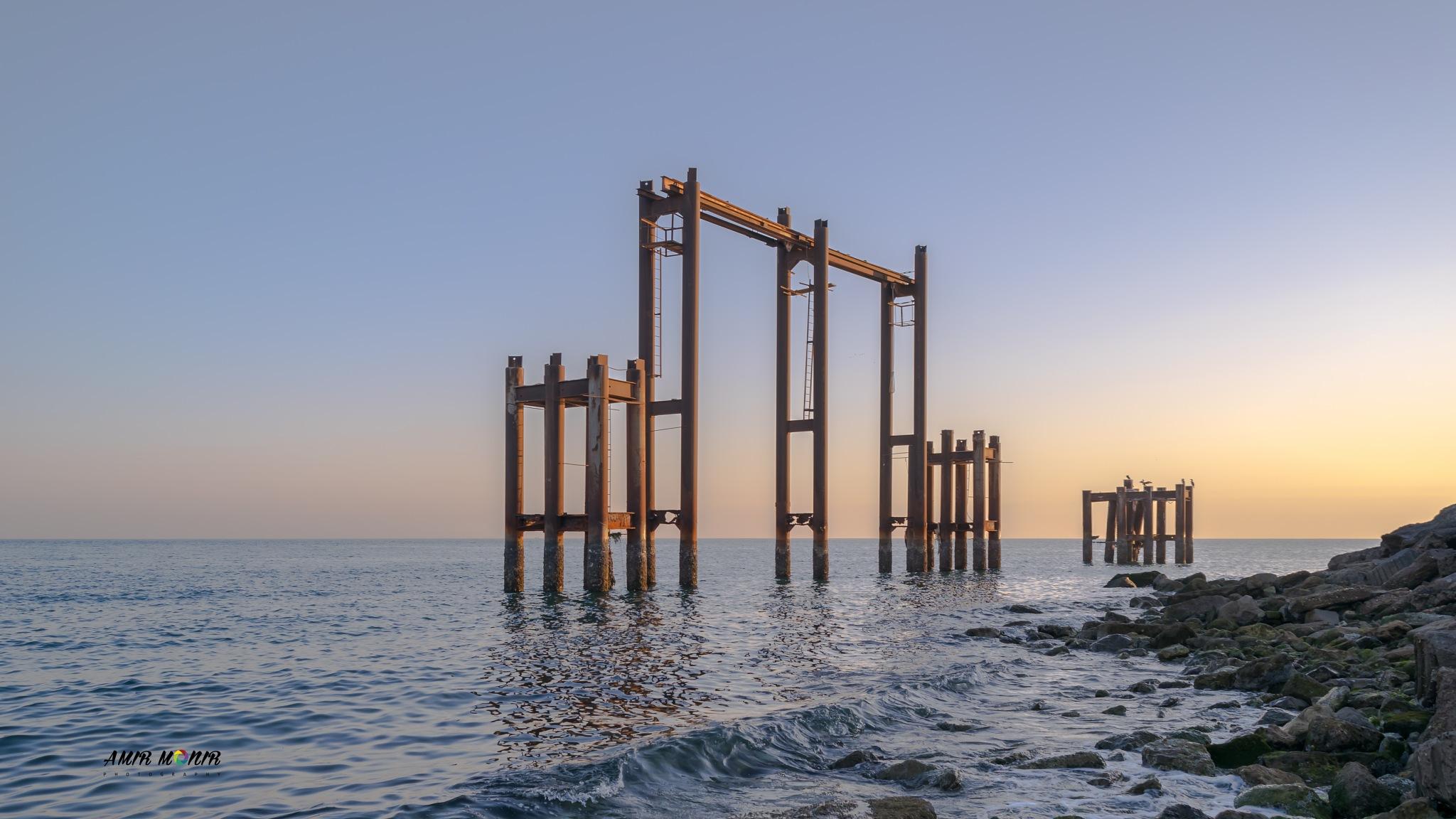 Fintas Beach by Amir Monir