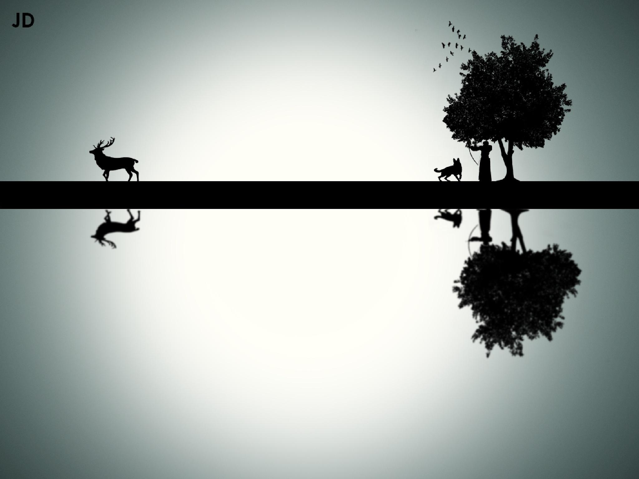 hunter  by JawadJD