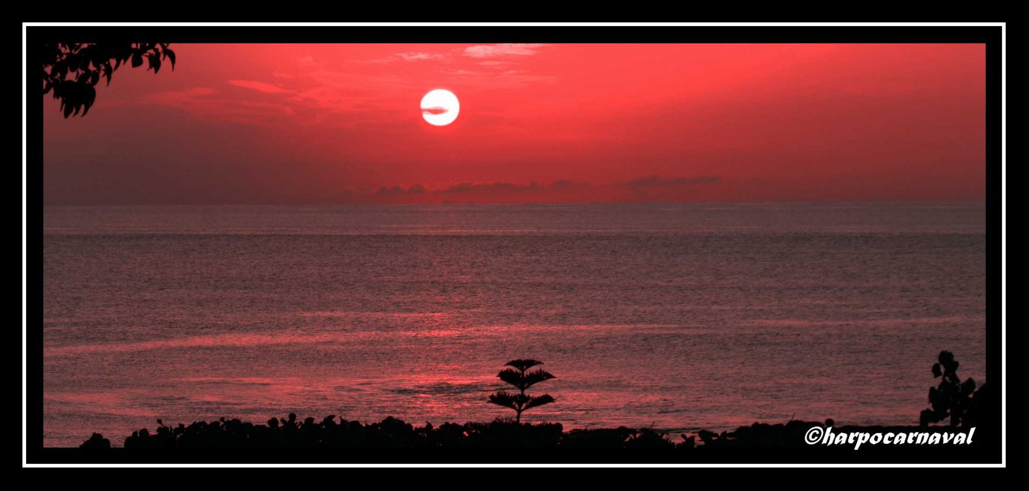 Sunset in Tenerife Island by Harpocarnaval Photography