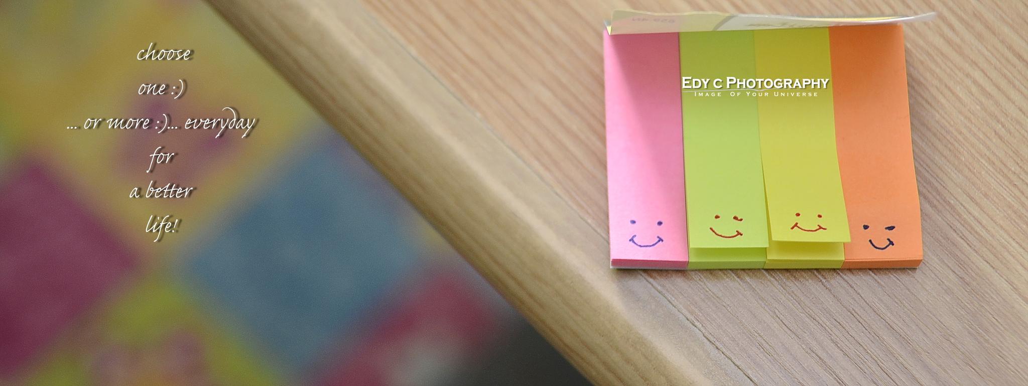 Grab a smile! by edyctin