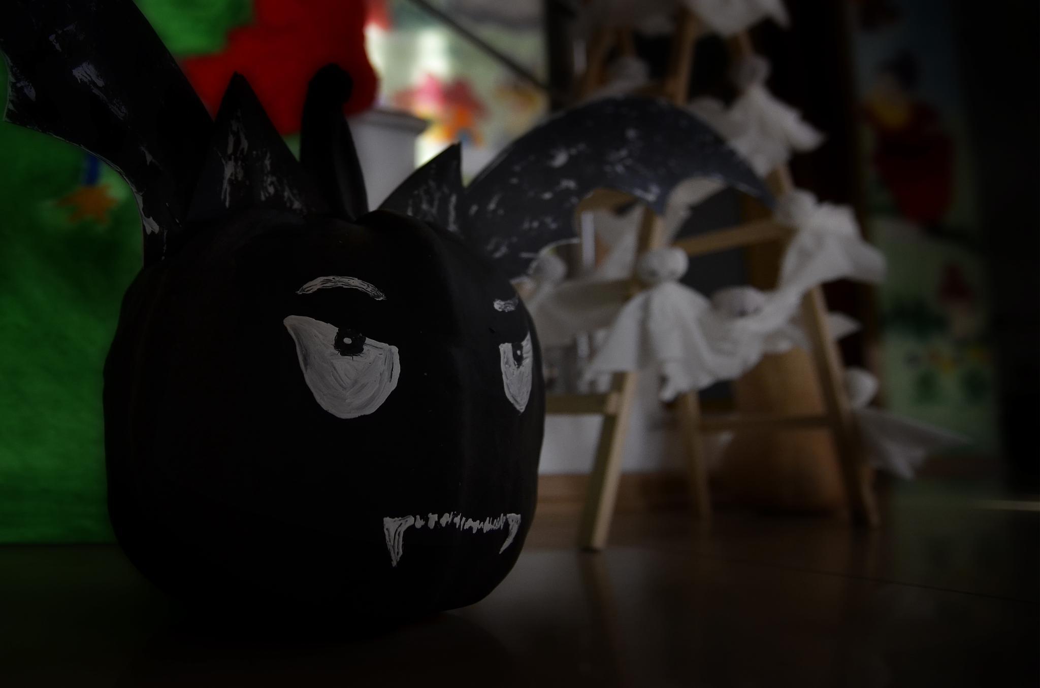 Halloween Pumpkin by edyctin