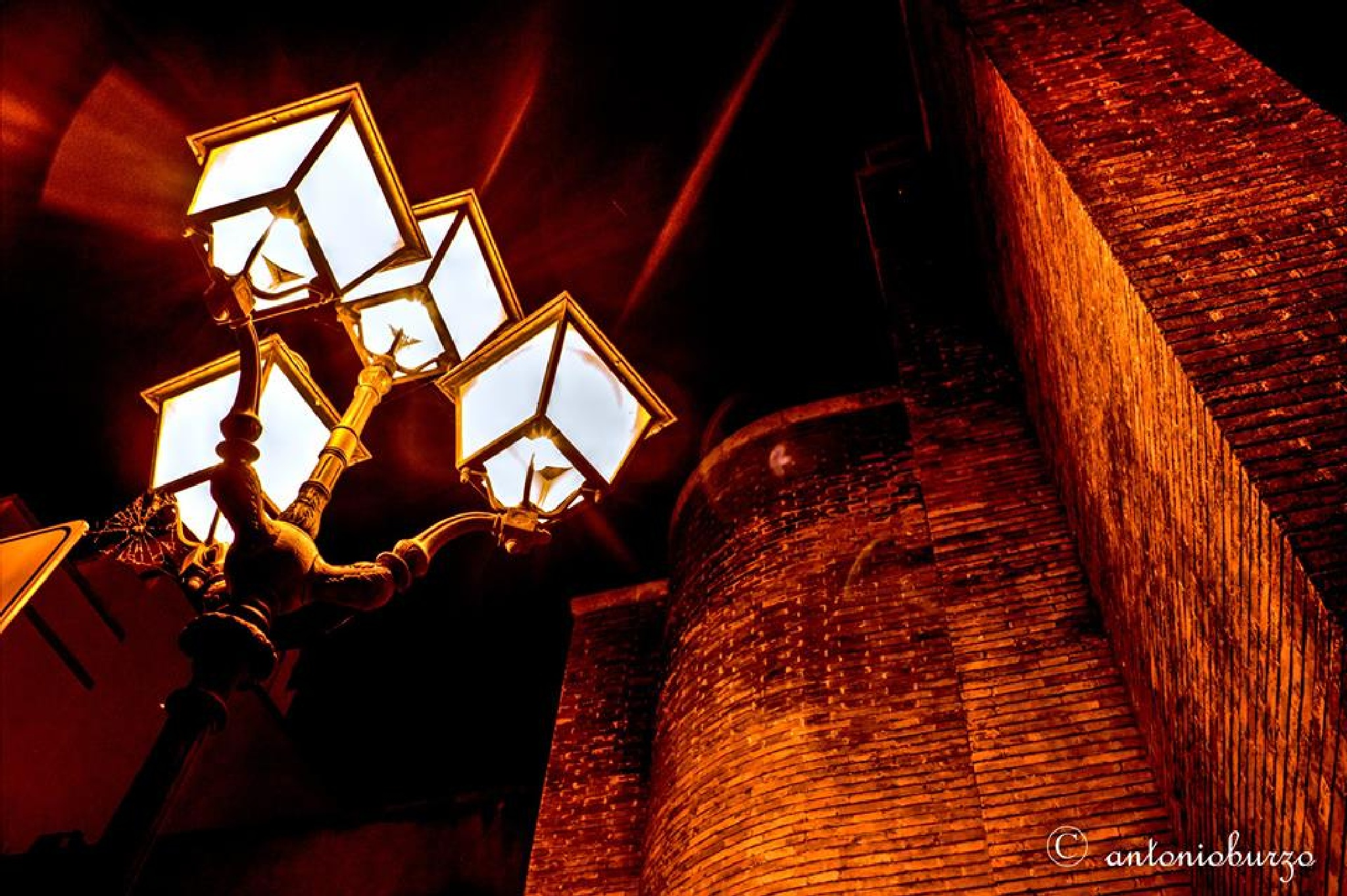 Lampione by antonioburzo