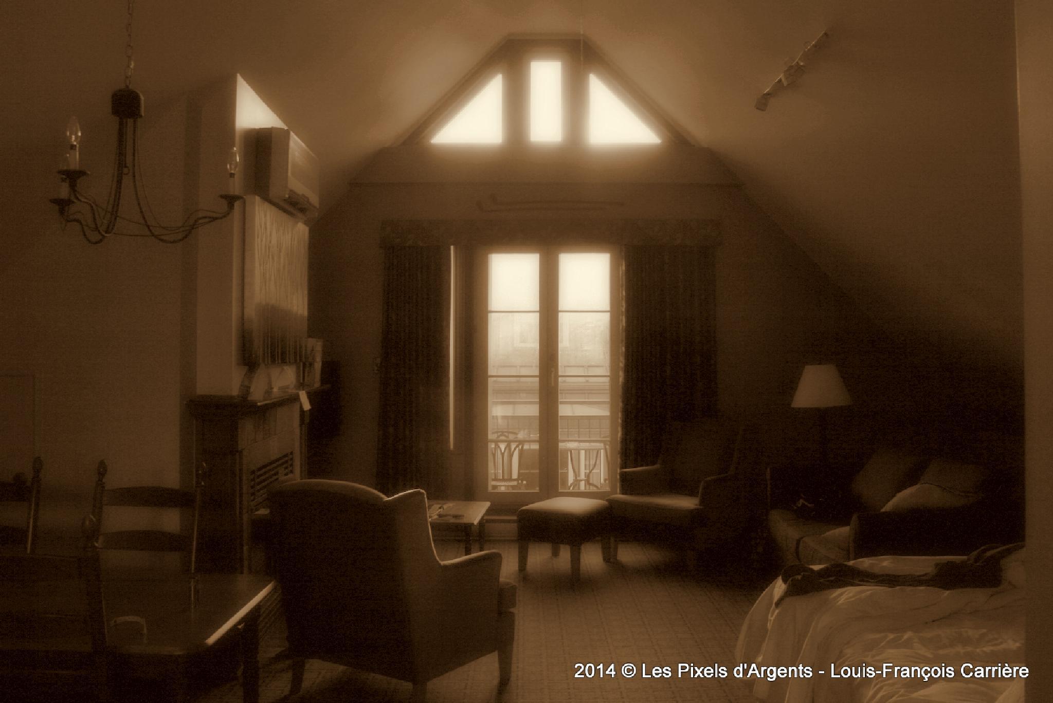 Hotel à Mont-Tremblant, Québec by louisfrancois22
