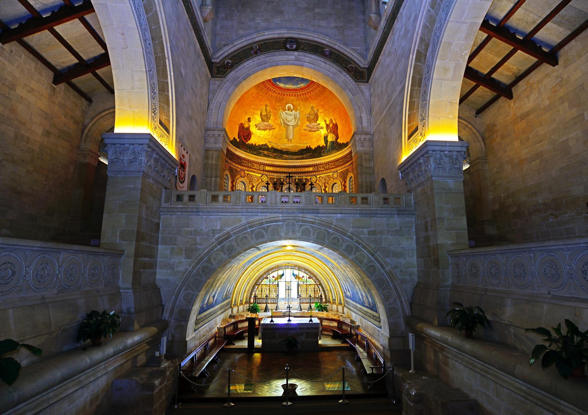 Church Altar by djerrybansaleng