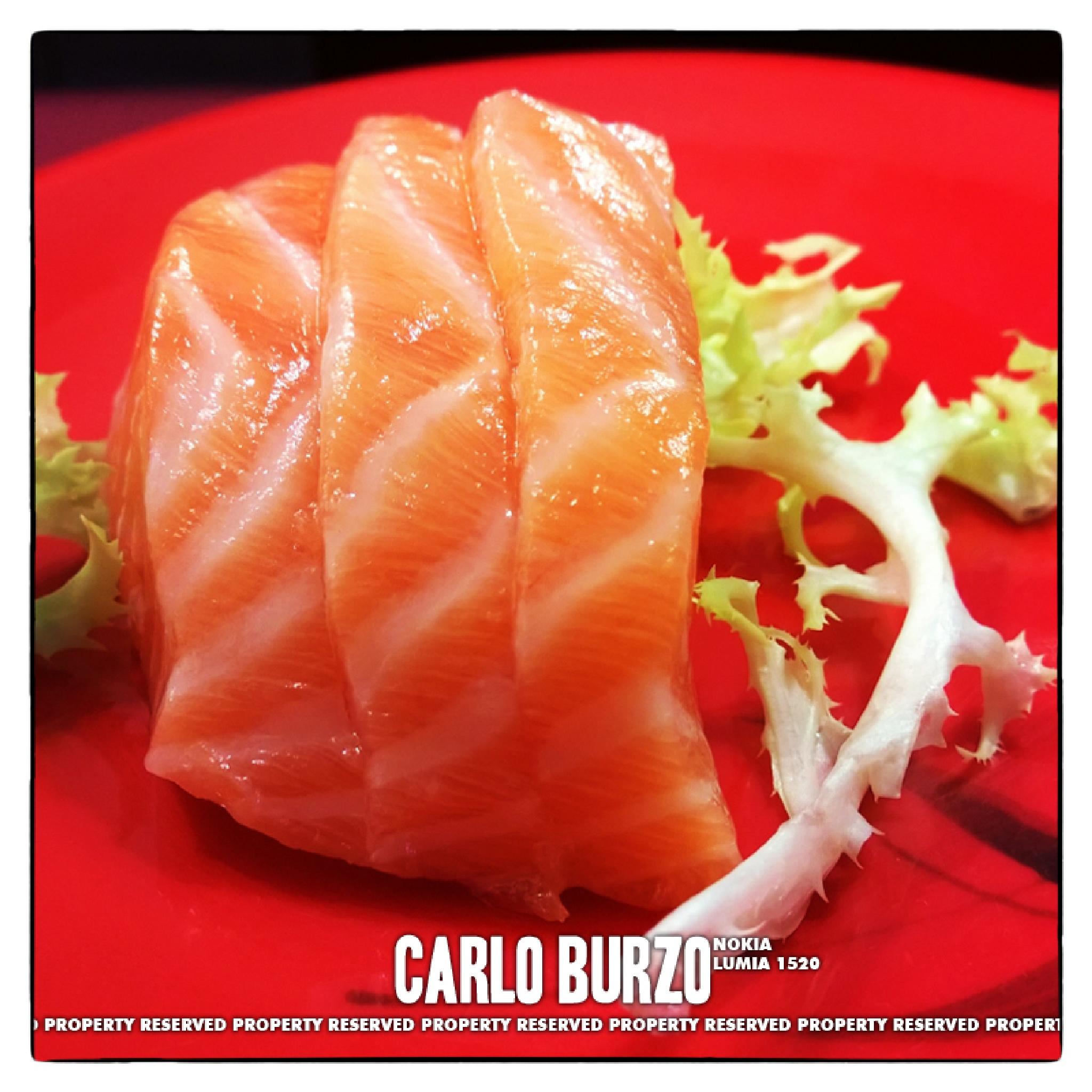 Sashimi by Carlo Burzo