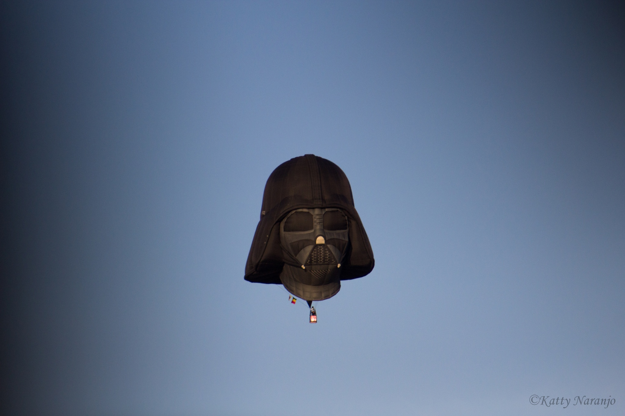 Darth Vader by Katty Naranjo