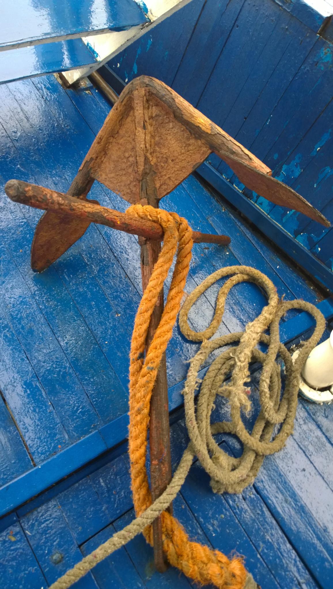 anchor by th0rgal aegirsson