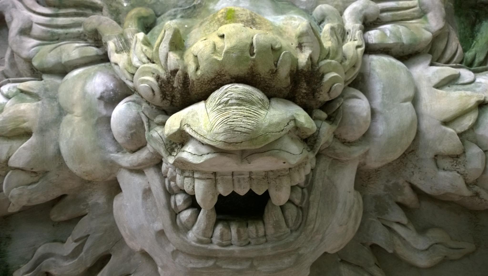 dragon mouth by th0rgal aegirsson