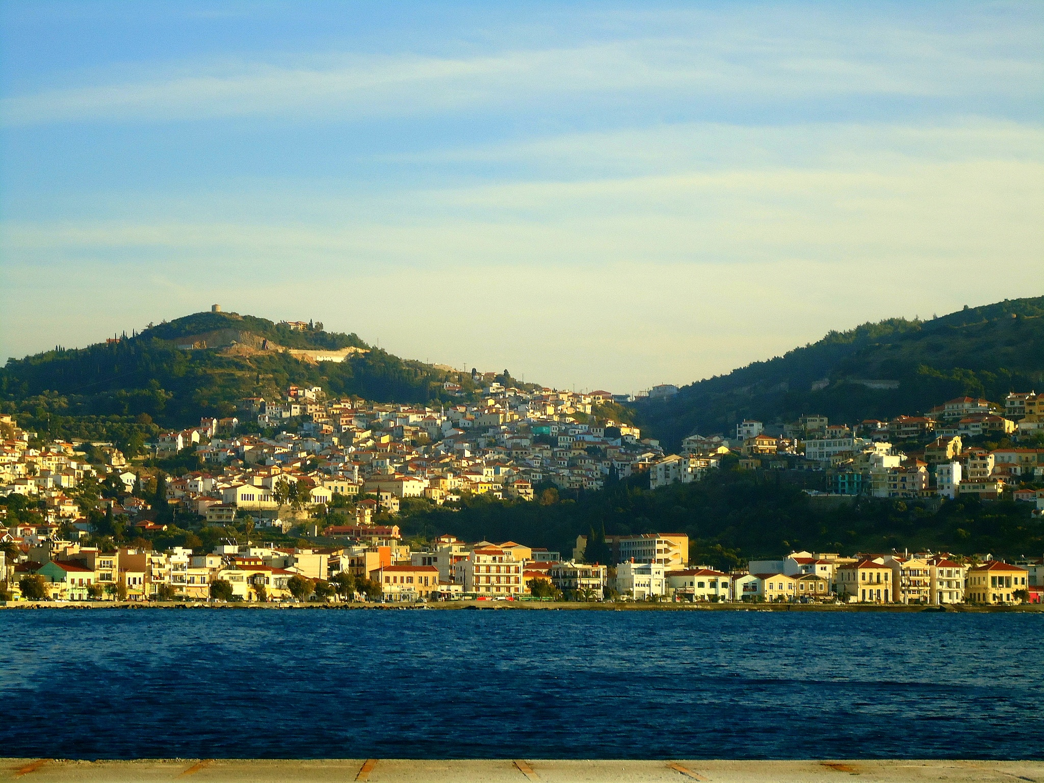 Samos Island by NIHAL