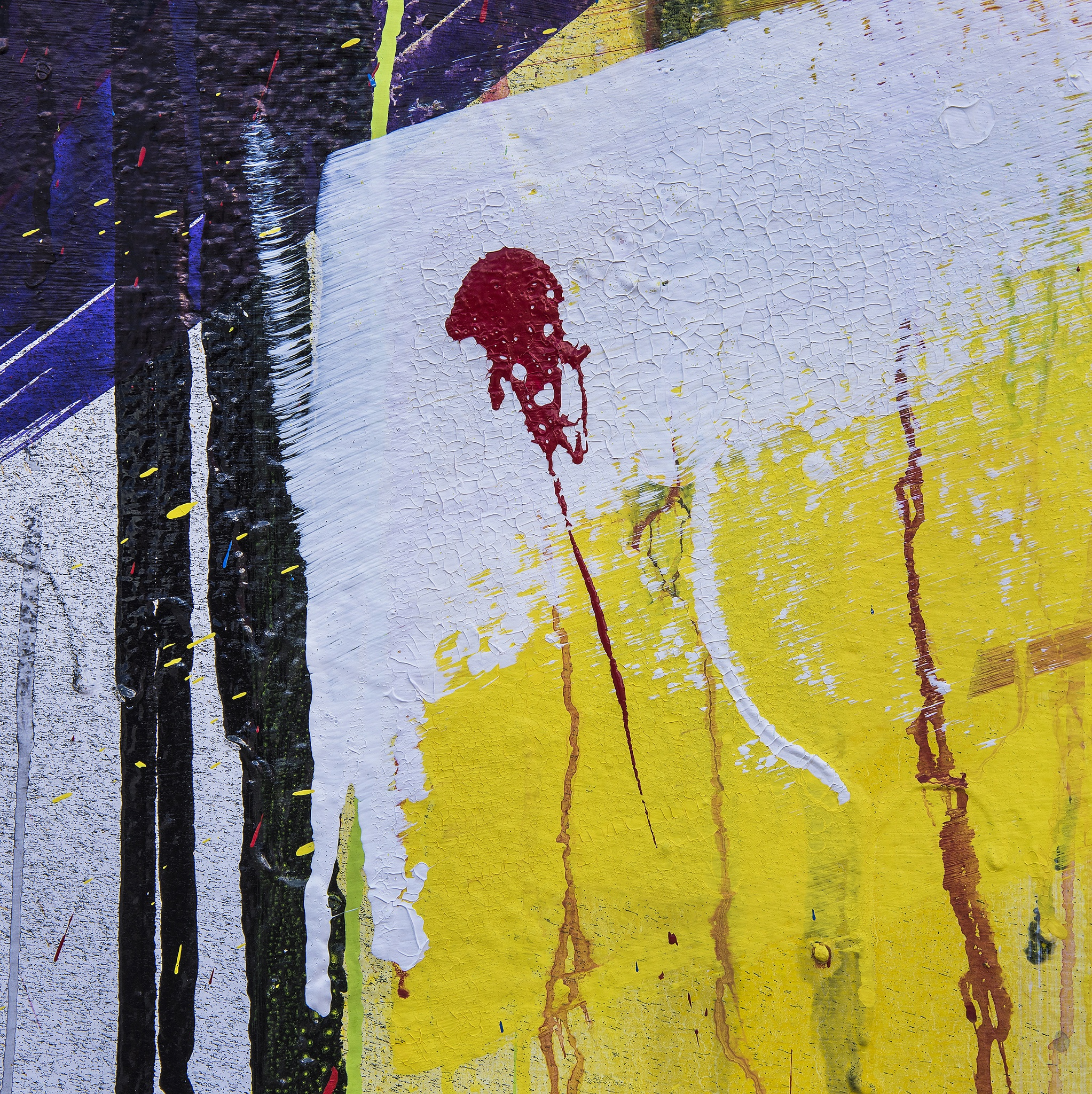 Abstract, Wynwood, Miami by Doctoral