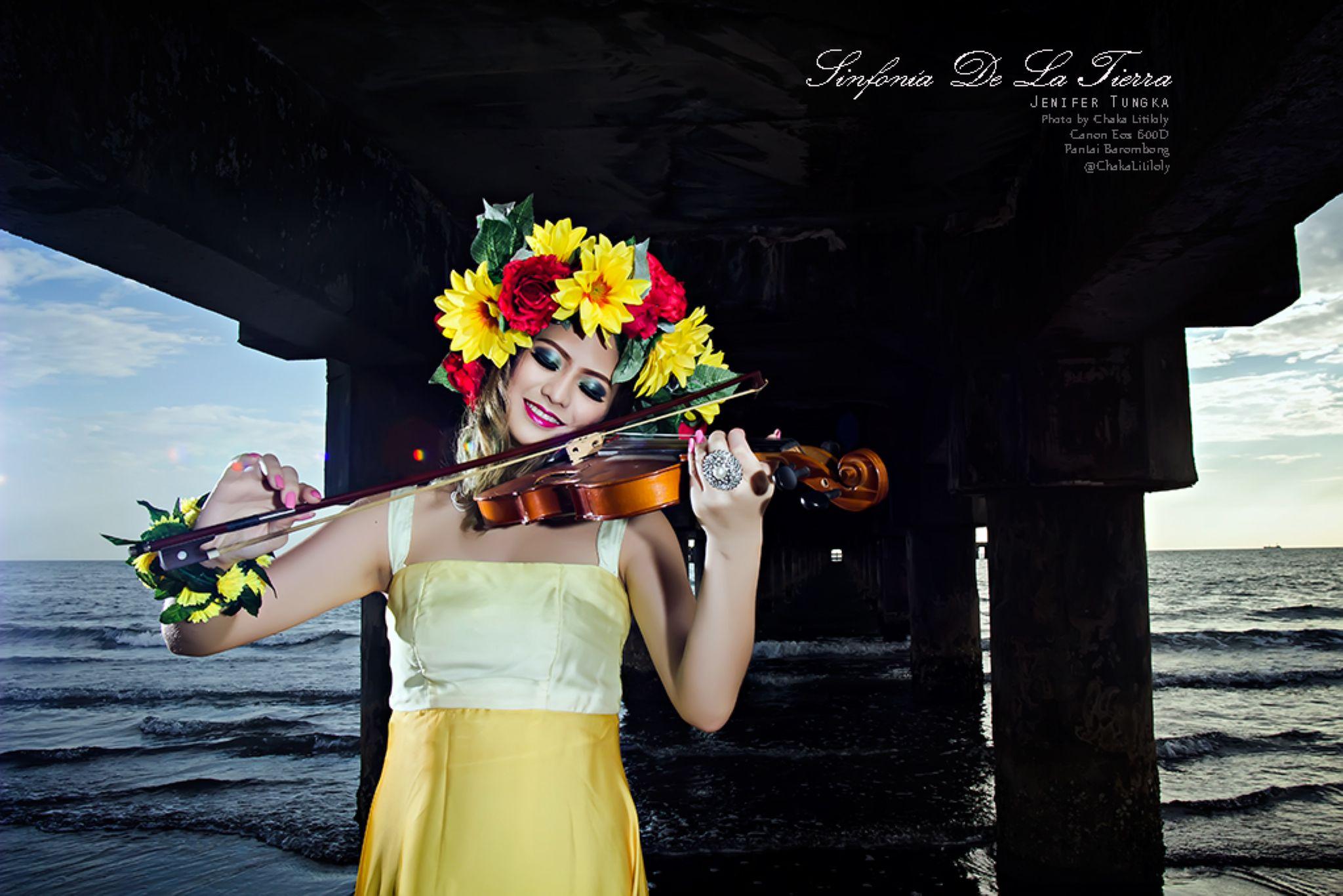sinfonía de la tierra by Chaka Litiloly