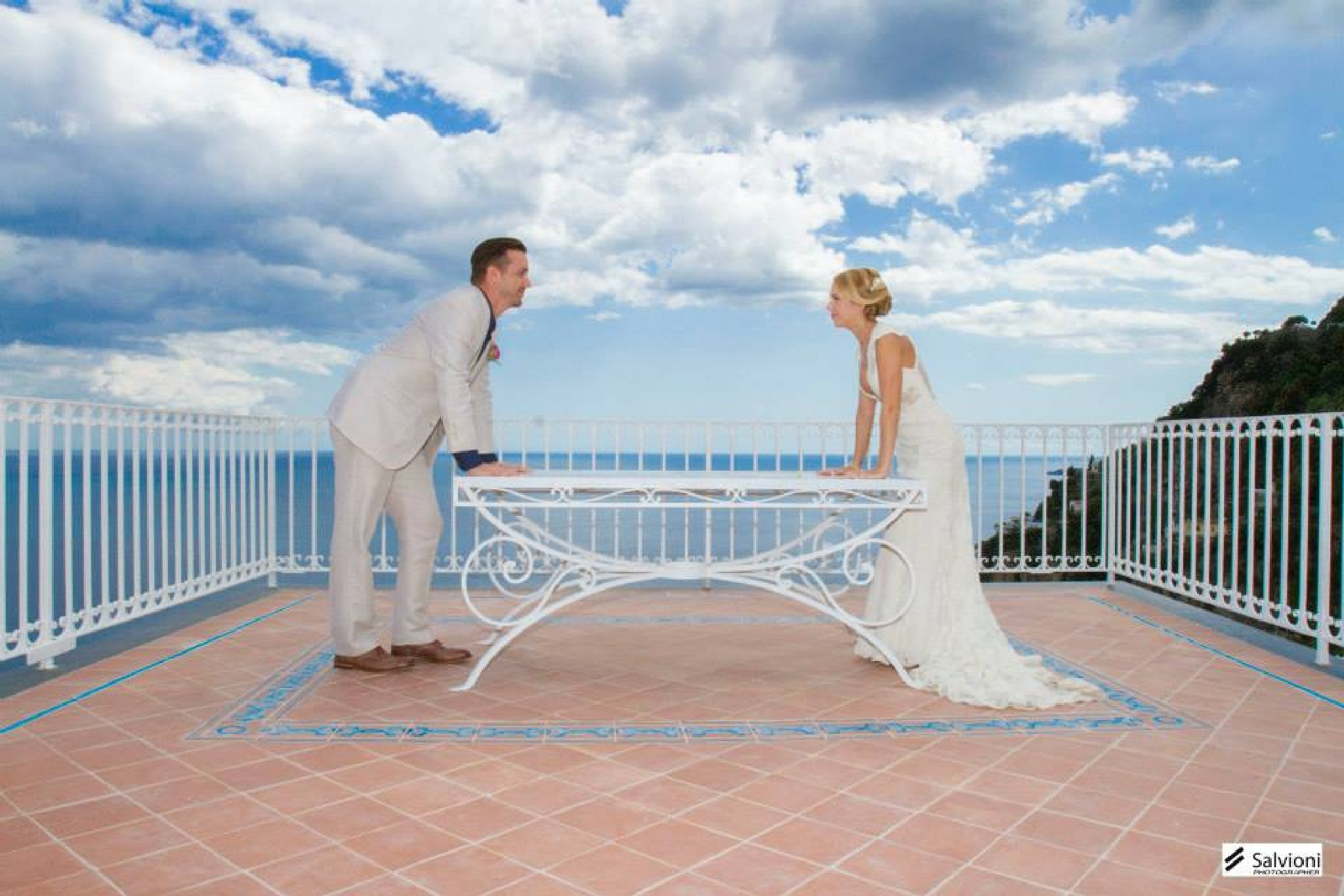 Wedding Positano  by Massimiliano Salvioni