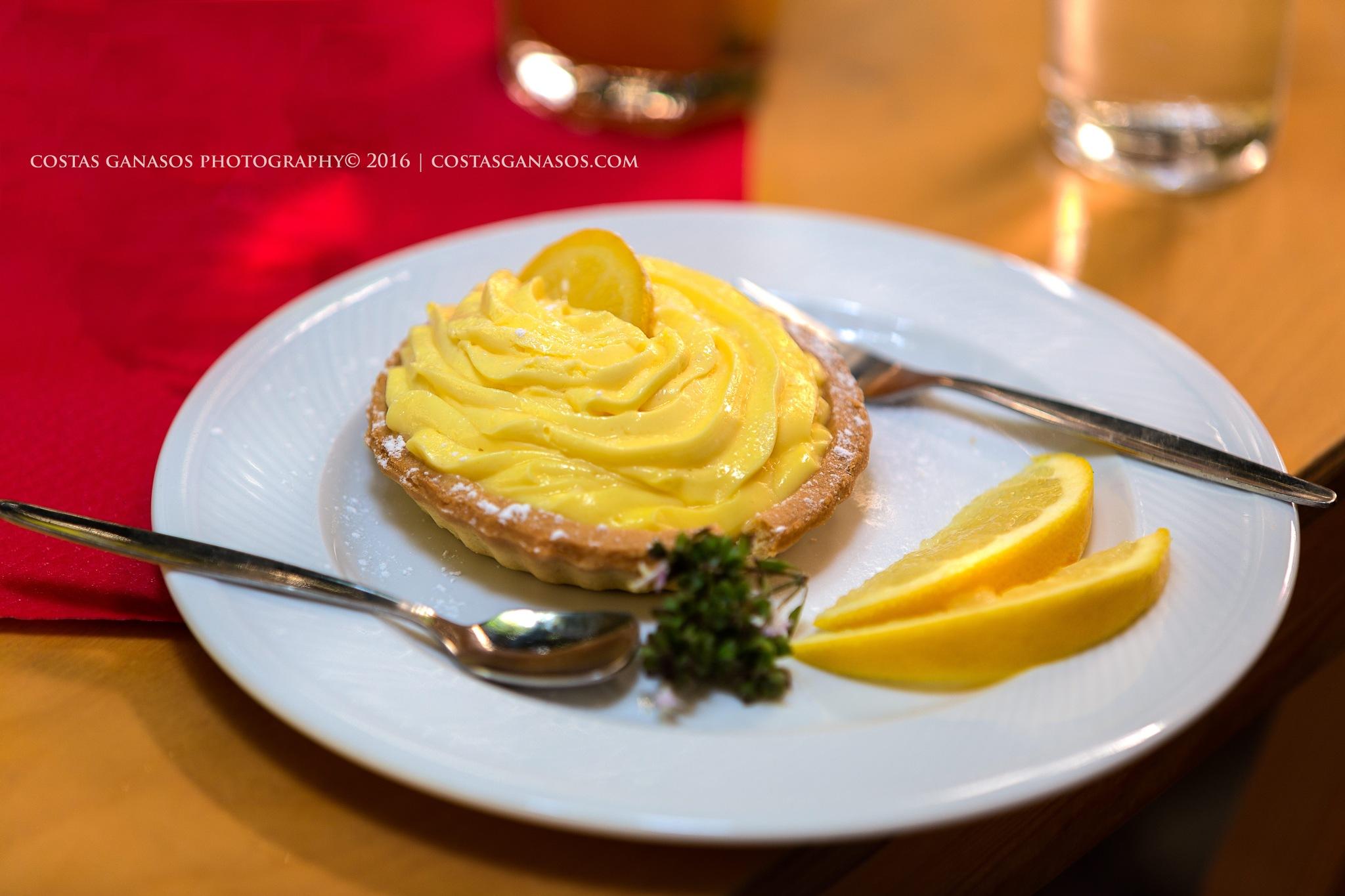 Lemon Pie by CostasGanasos