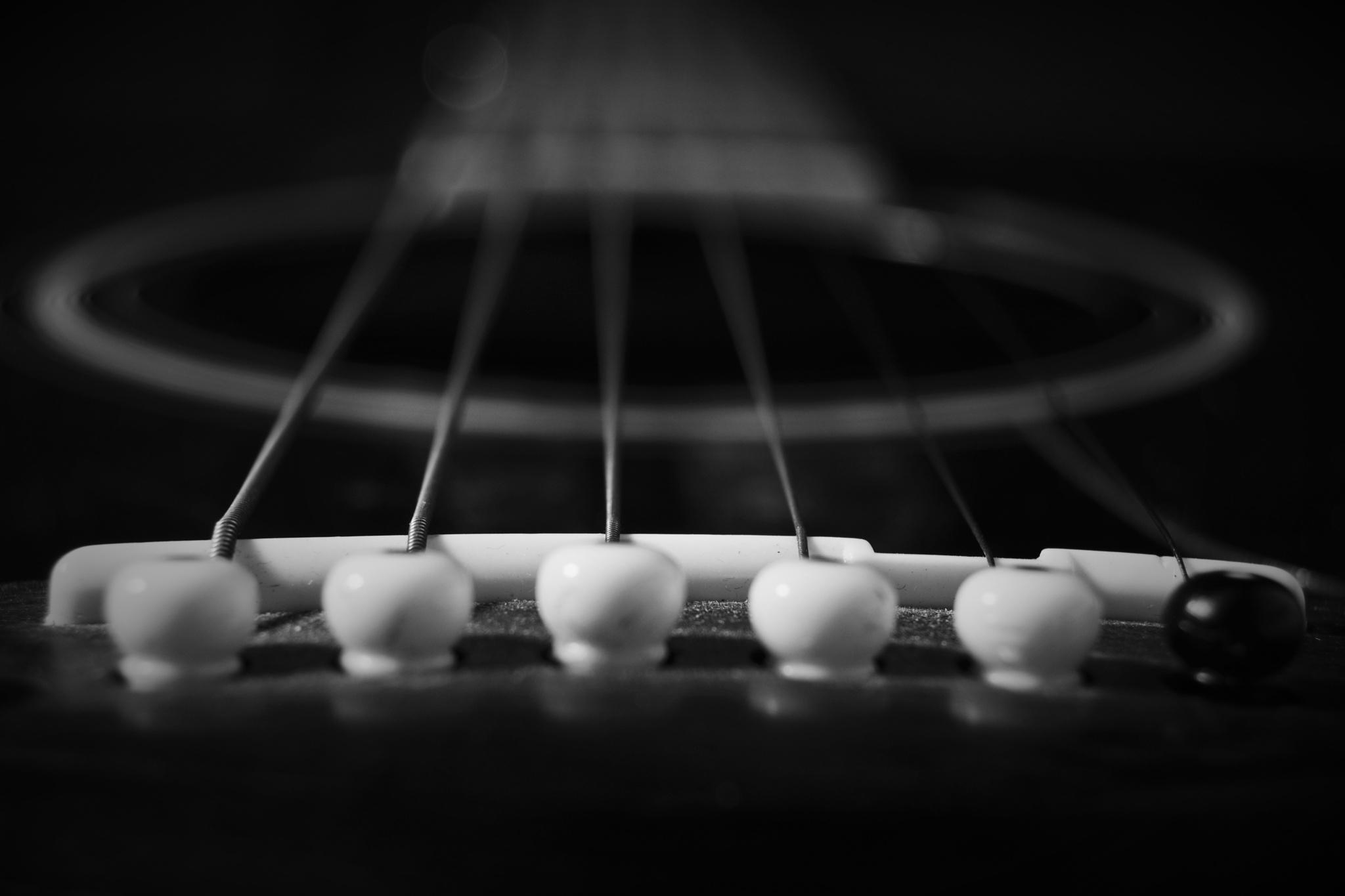 Guitar by Nicolai Andresen
