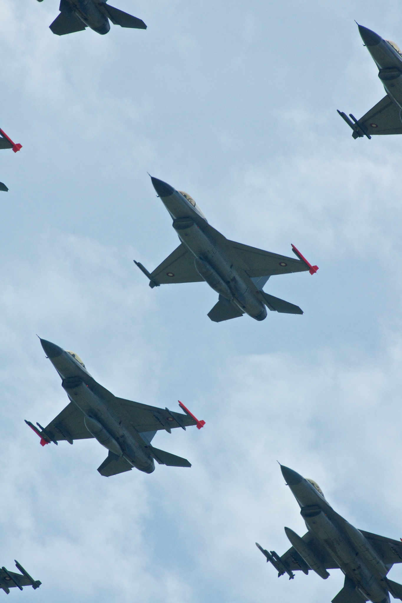 In formation. by Tue Romanow