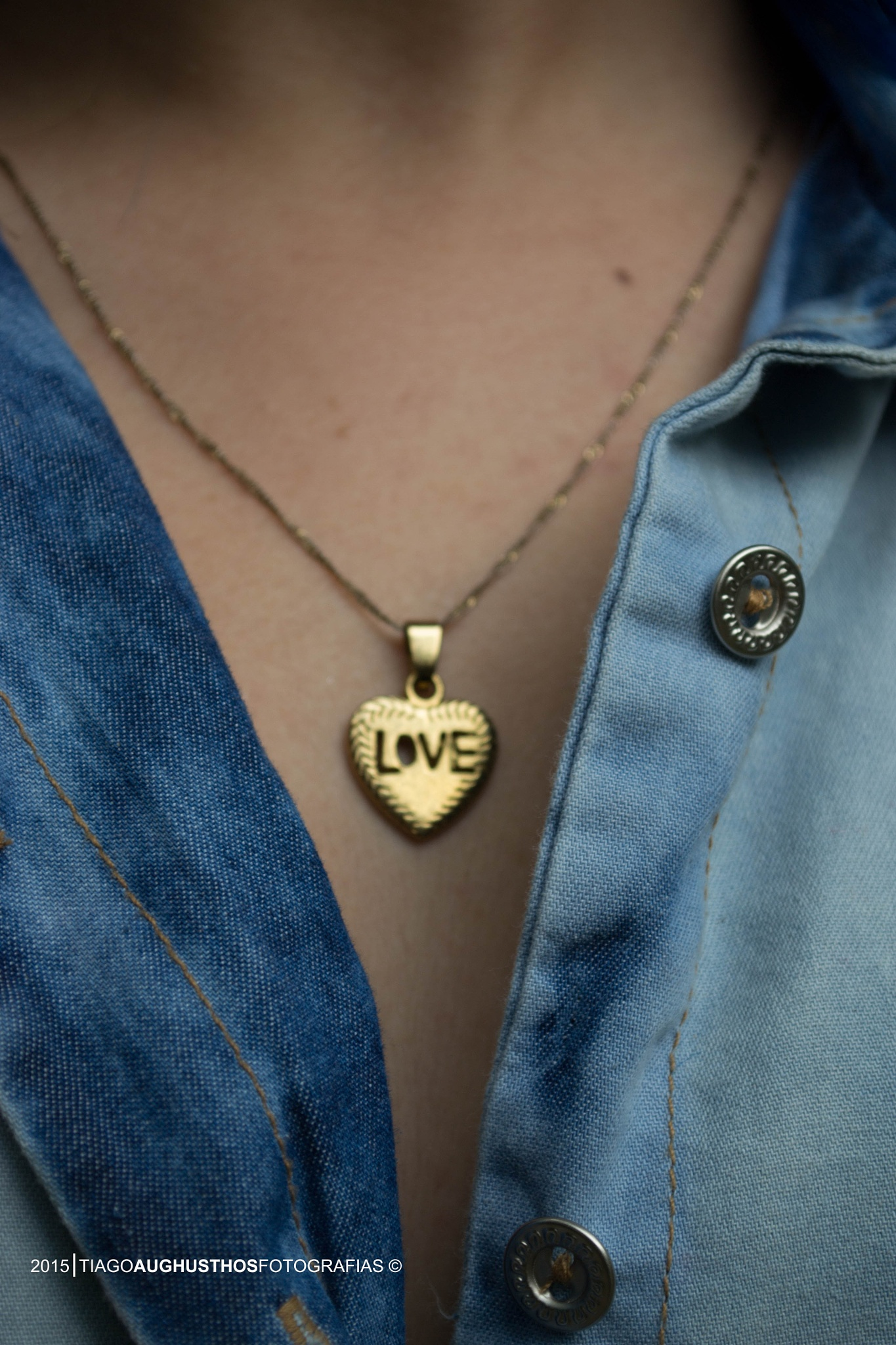 Love Necklace by  Aughusthos