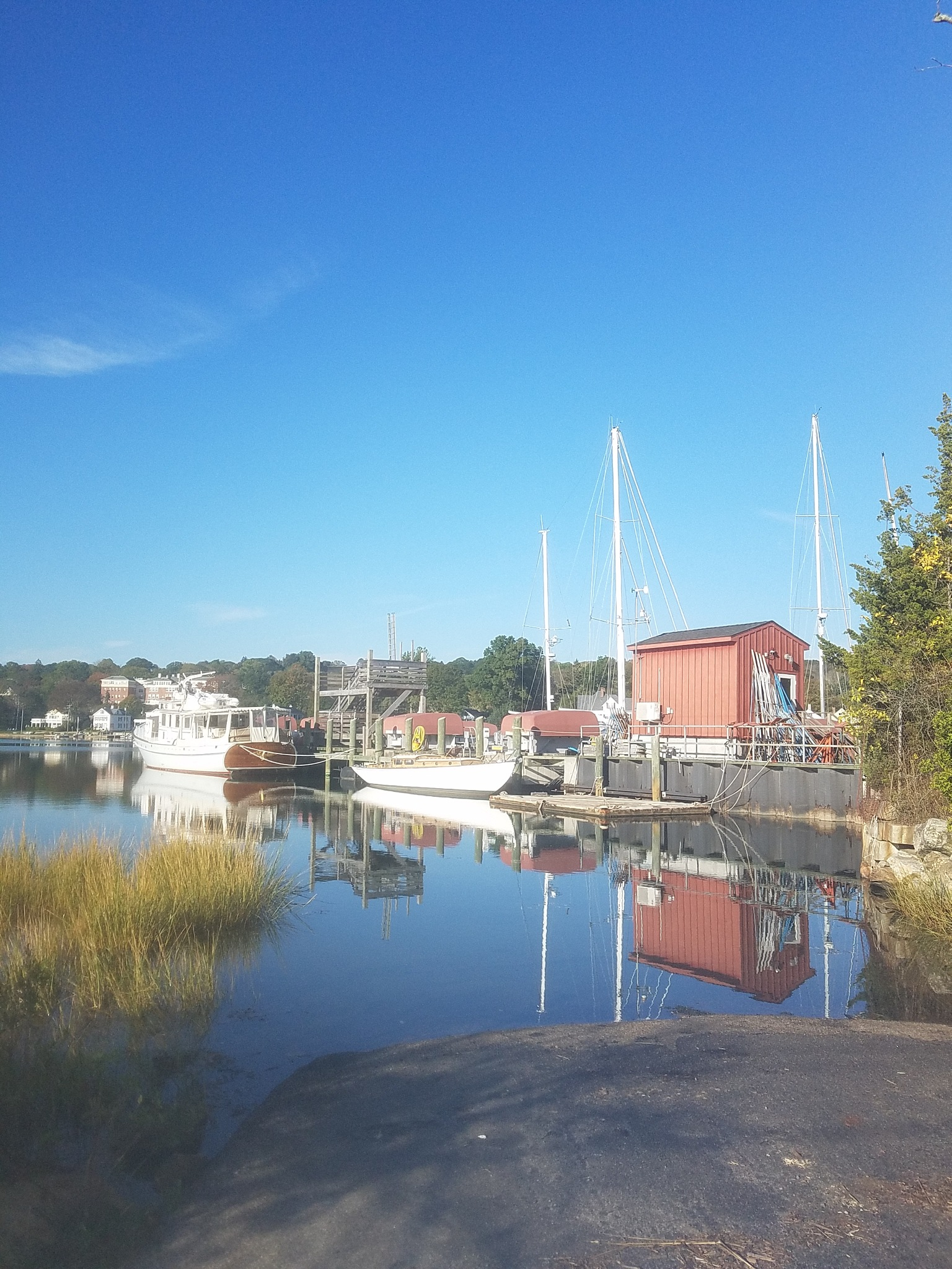 quaint New England by Dru Coleman
