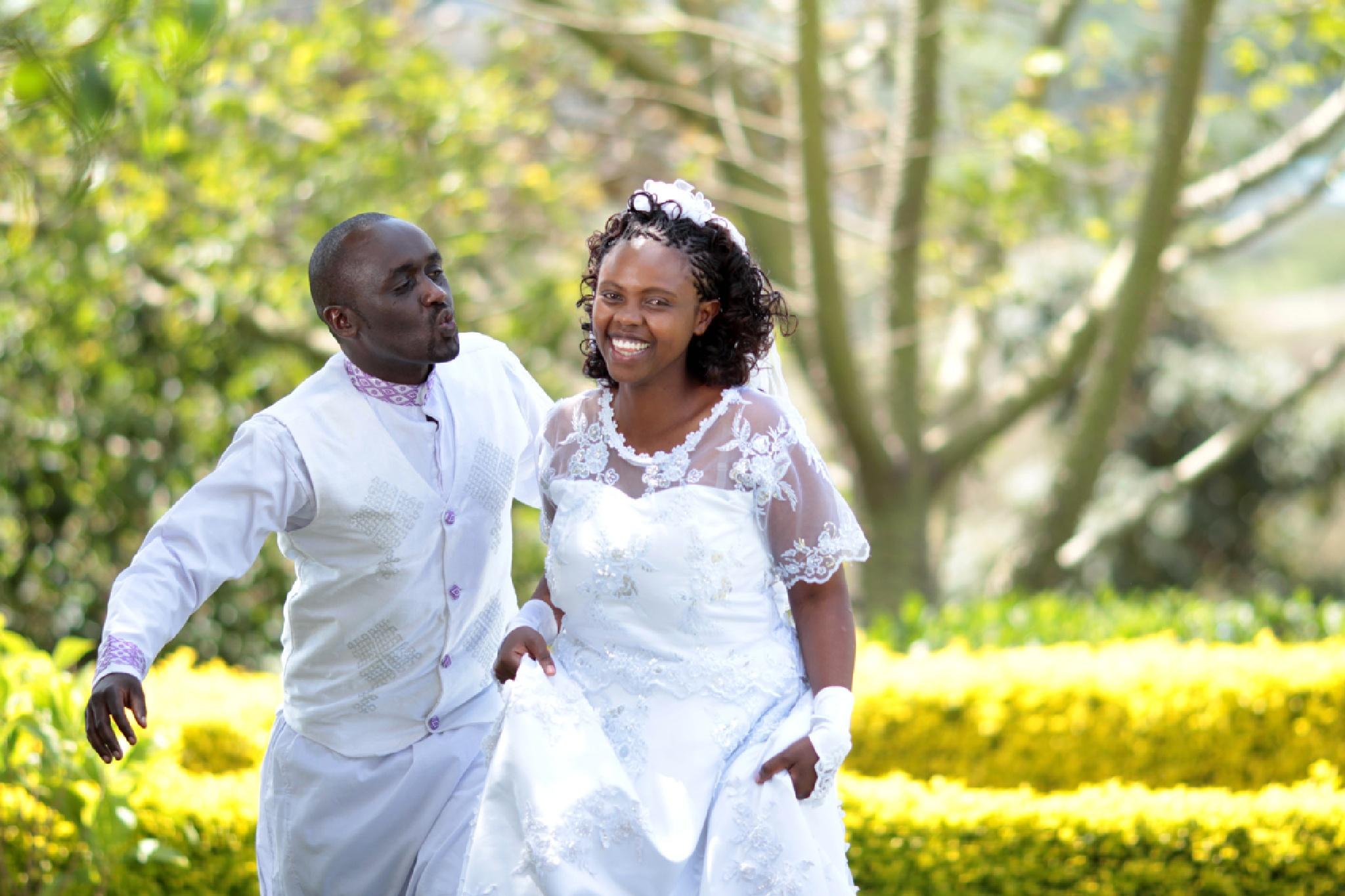 KENYA WEDDING PHOTOGRAPHER by Antony Trivet