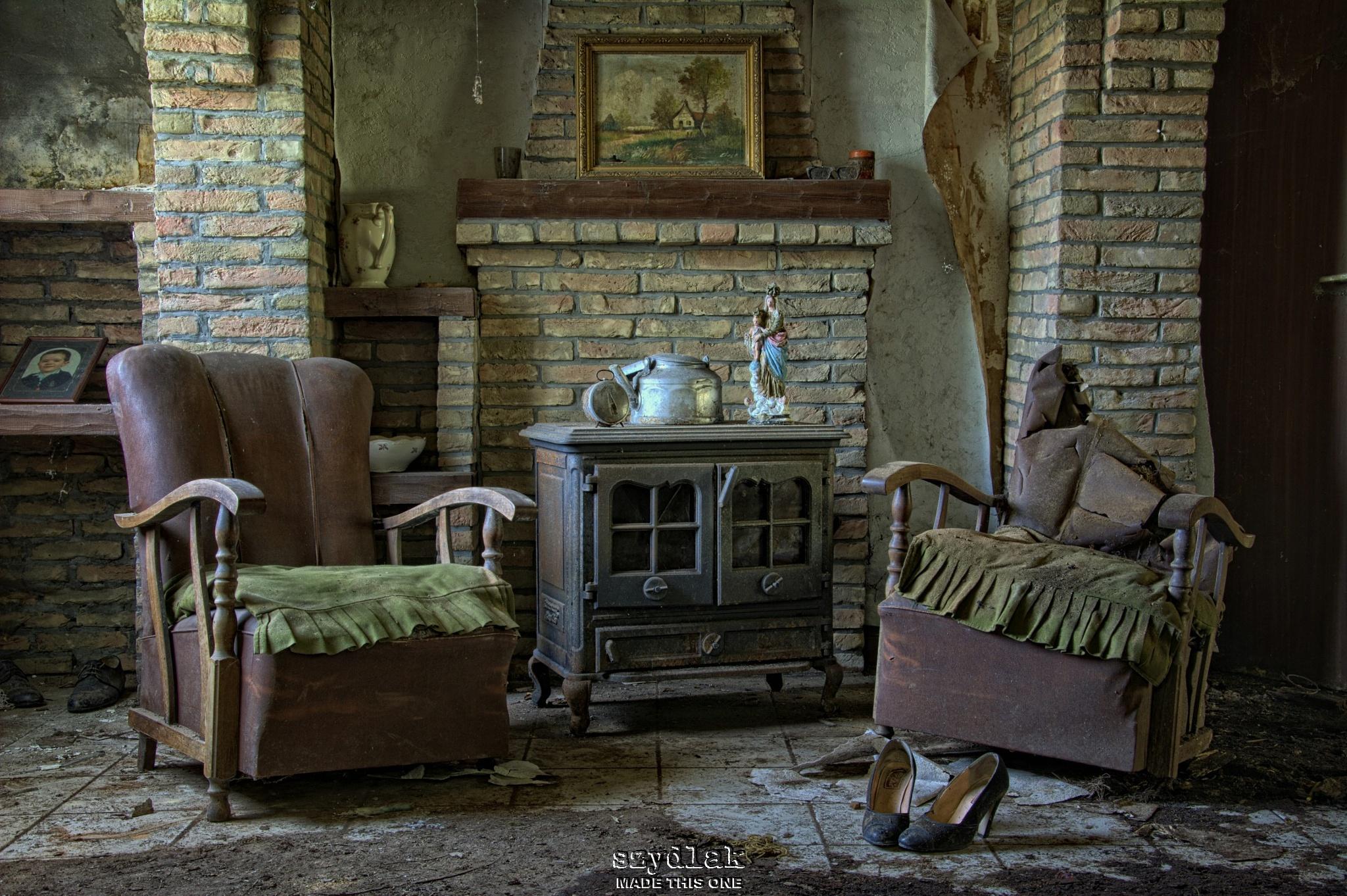 Home Sweet Home by szydlak