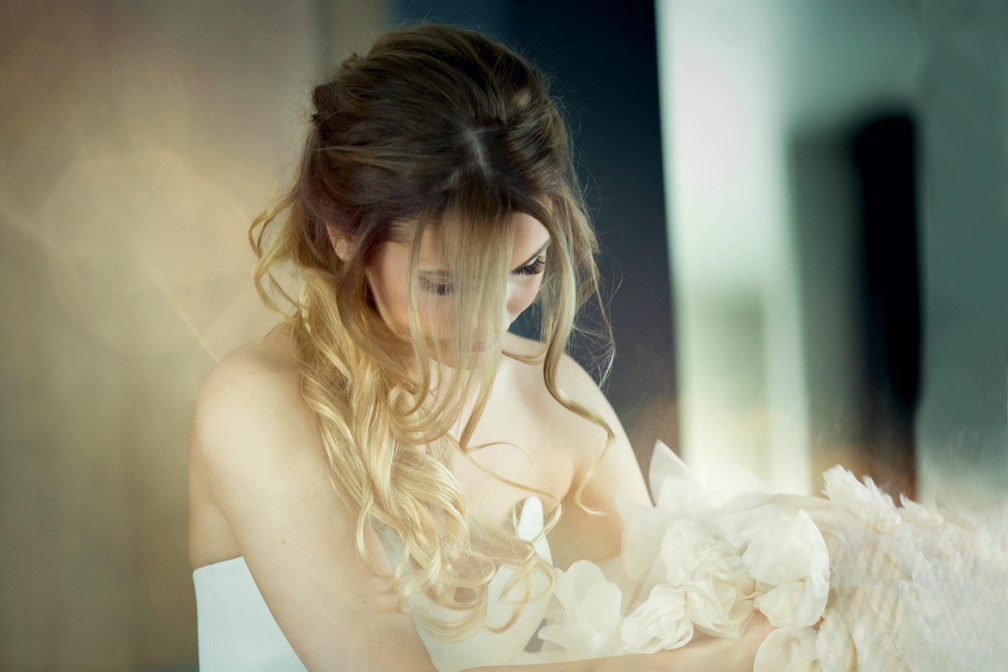 Bride by Zoltan Tot