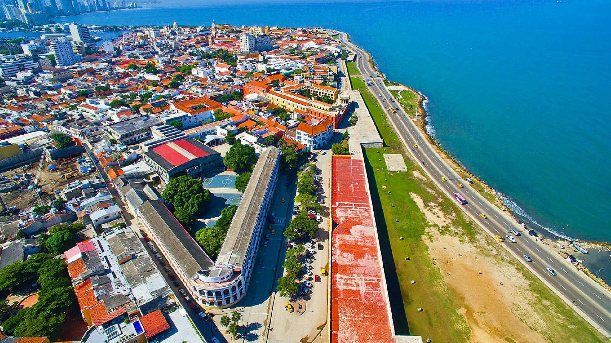 Cartagena de Indias by becerrajose