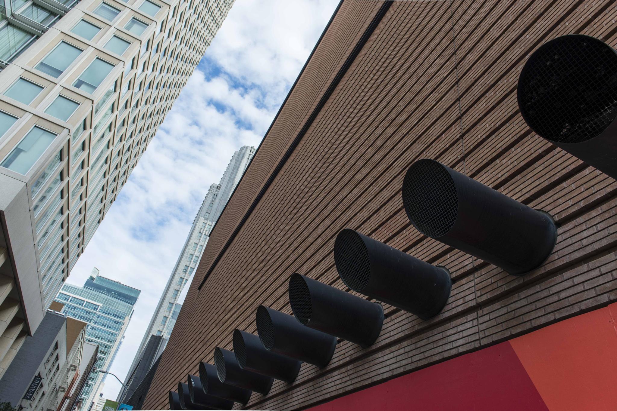 SF Museum of Modern Art by Long Xu