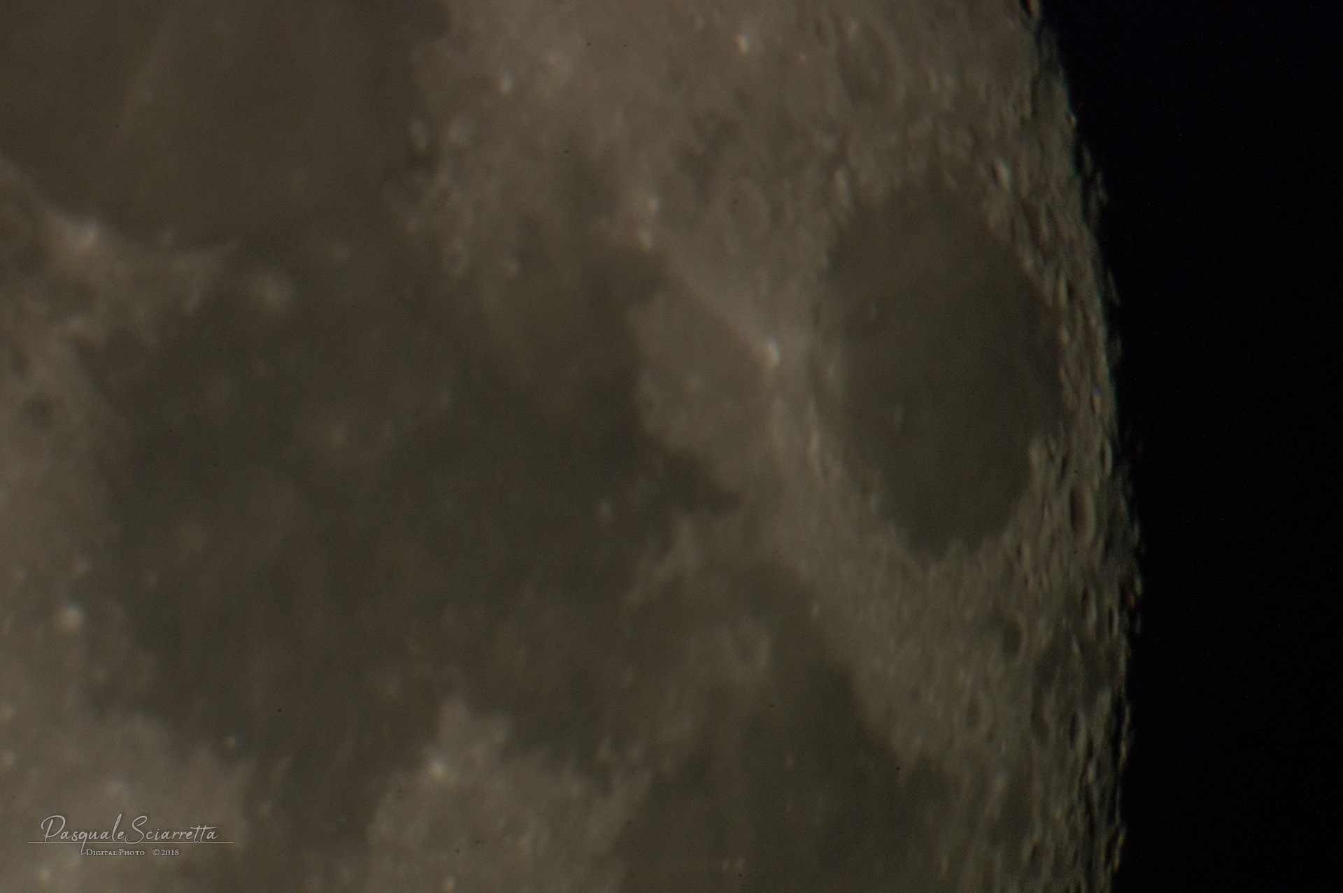 Details - Moon by pasquale s.