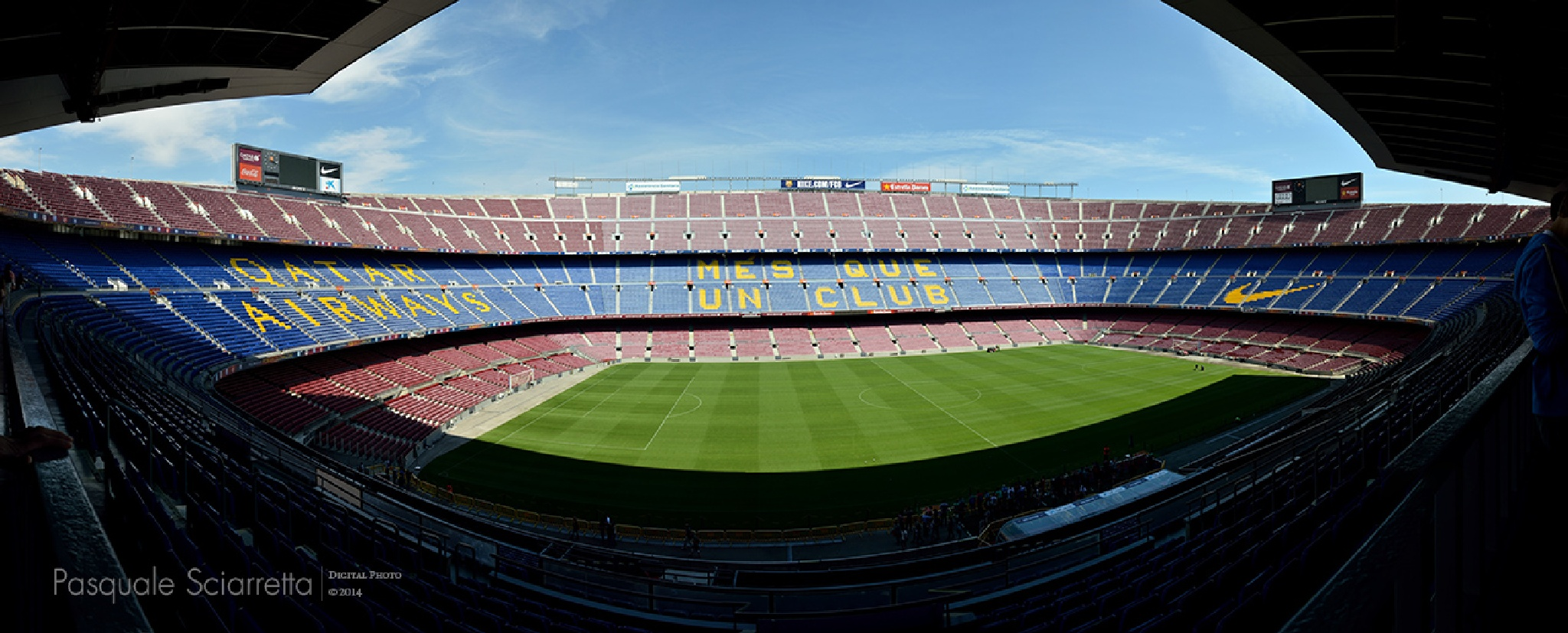 Camp Nou by pasquale s.