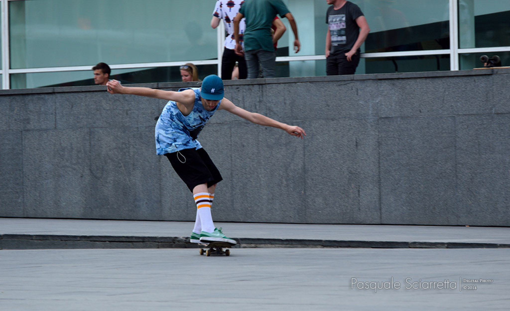 skaters by pasquale s.