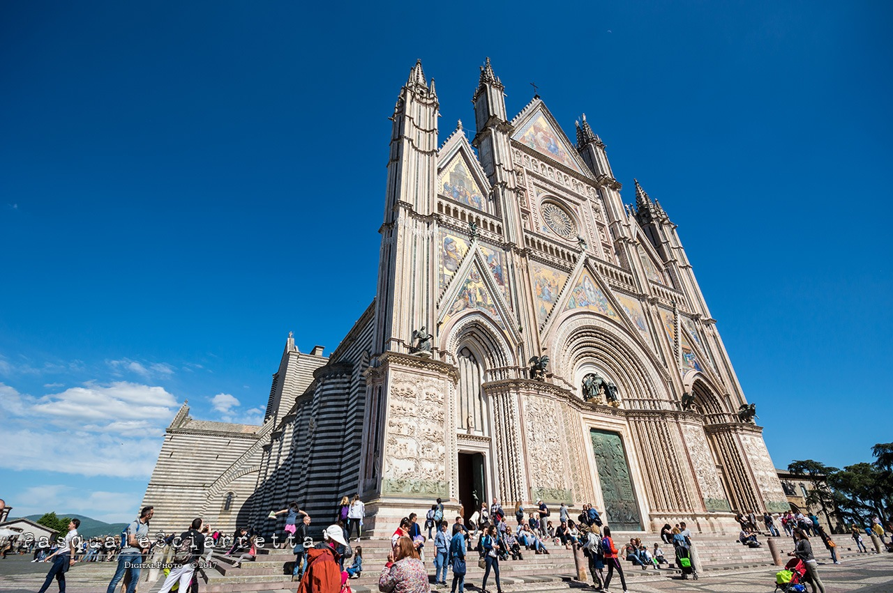 Duomo di Orvieto by pasquale s.