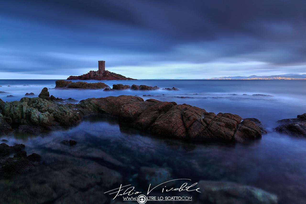 BLUE TIME IN GOLDEN LAND by VivaldaFabio