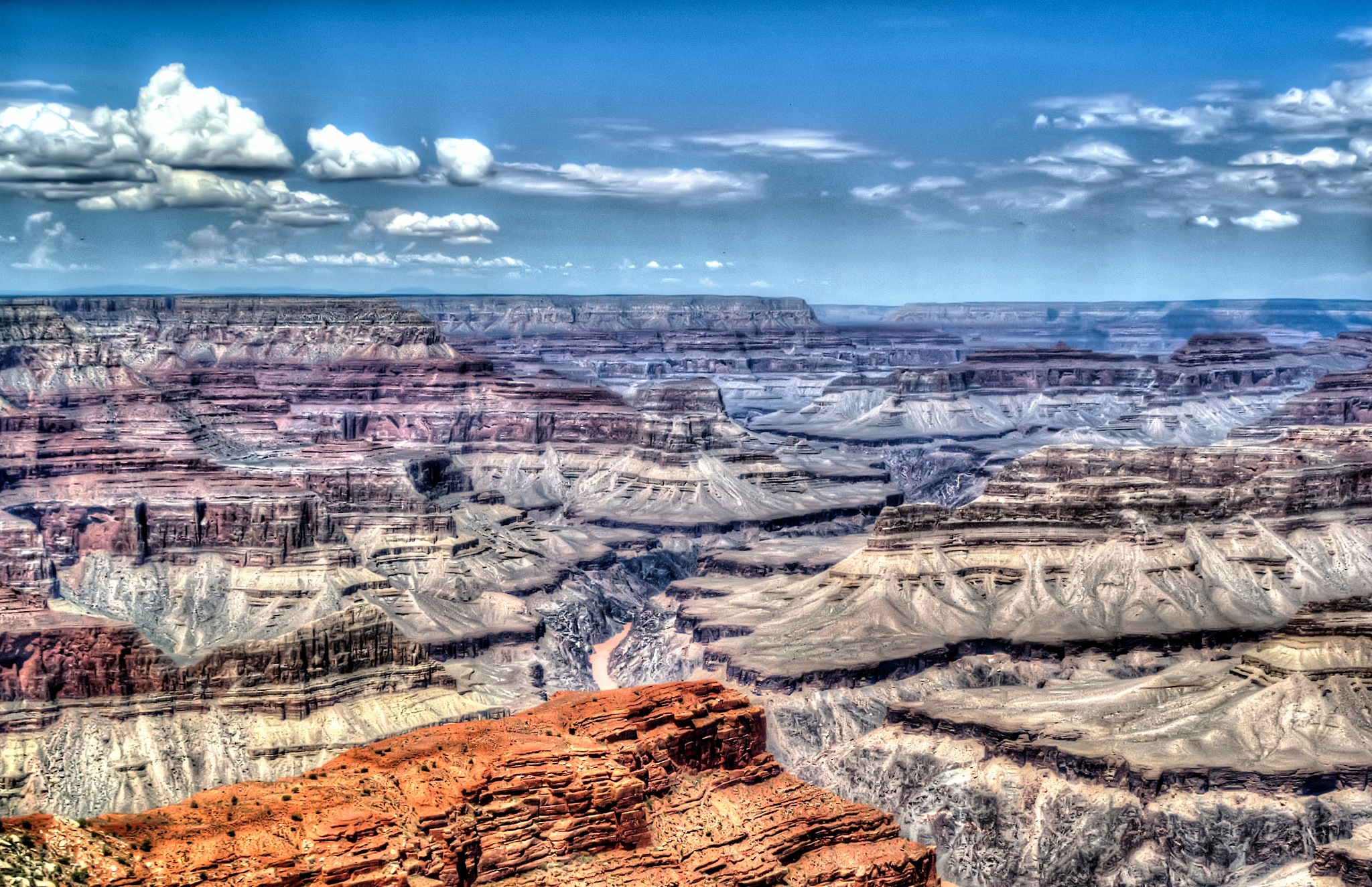 The Grand Canyon by Paul Deveau
