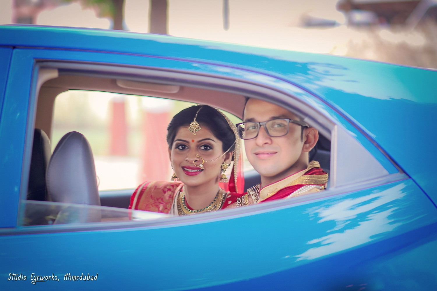 Wedding Photography By Studio Eyeworks, Ahmedabad, Gujarat, India by Studio Eyeworks