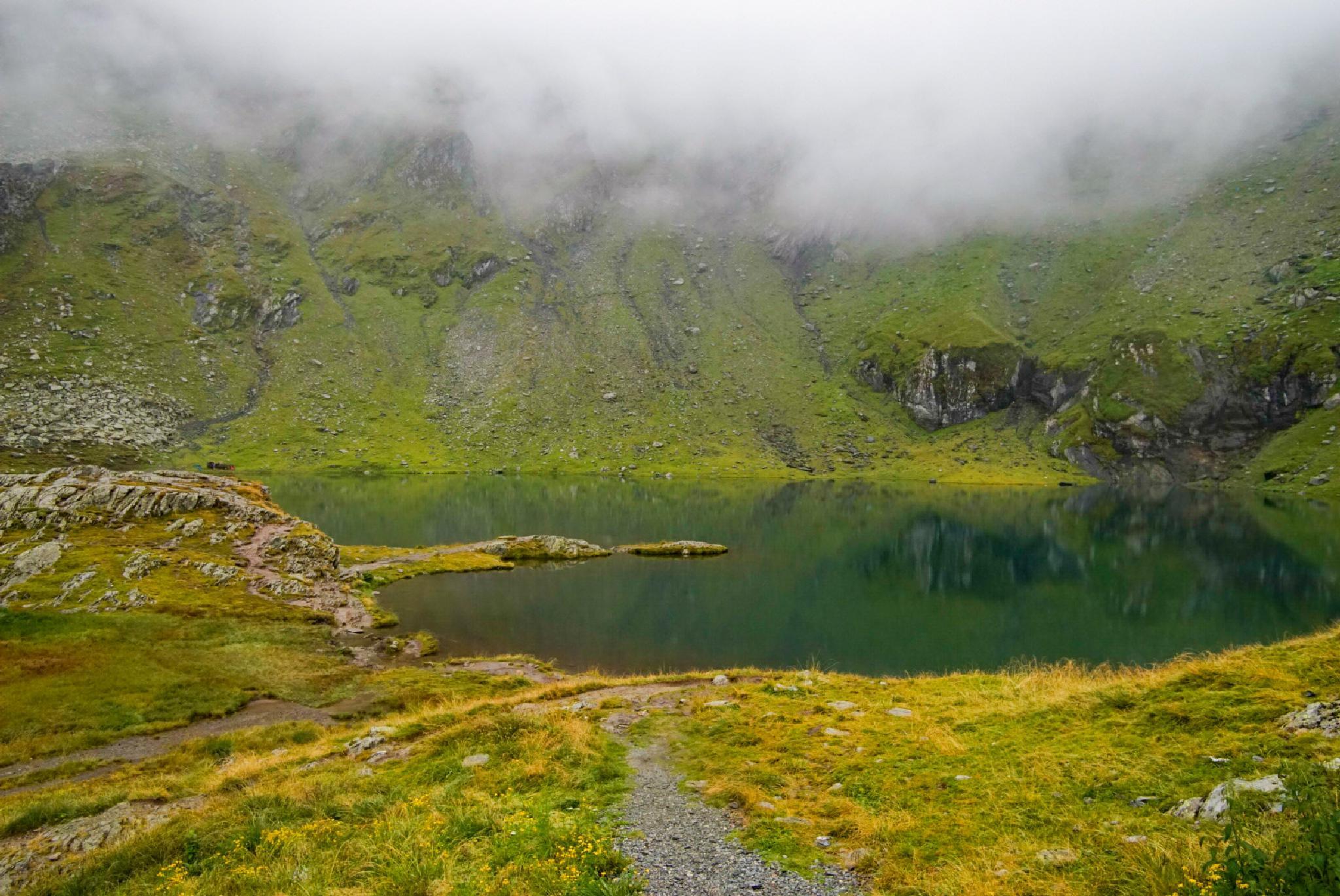 Bâlea Lake  by marian ciubotaru