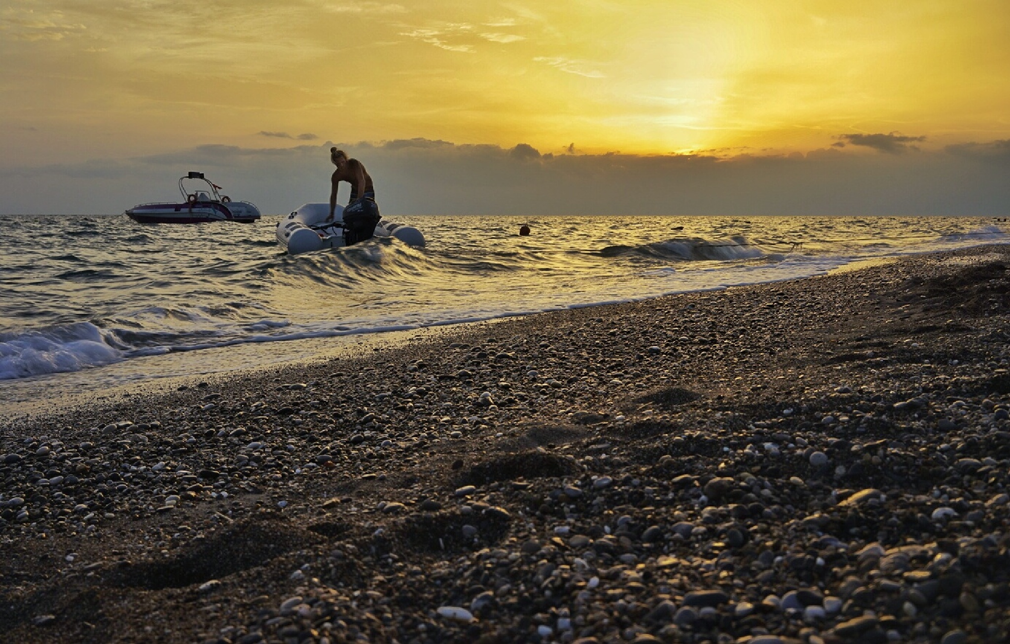 Sunset in Turkey  by marian ciubotaru