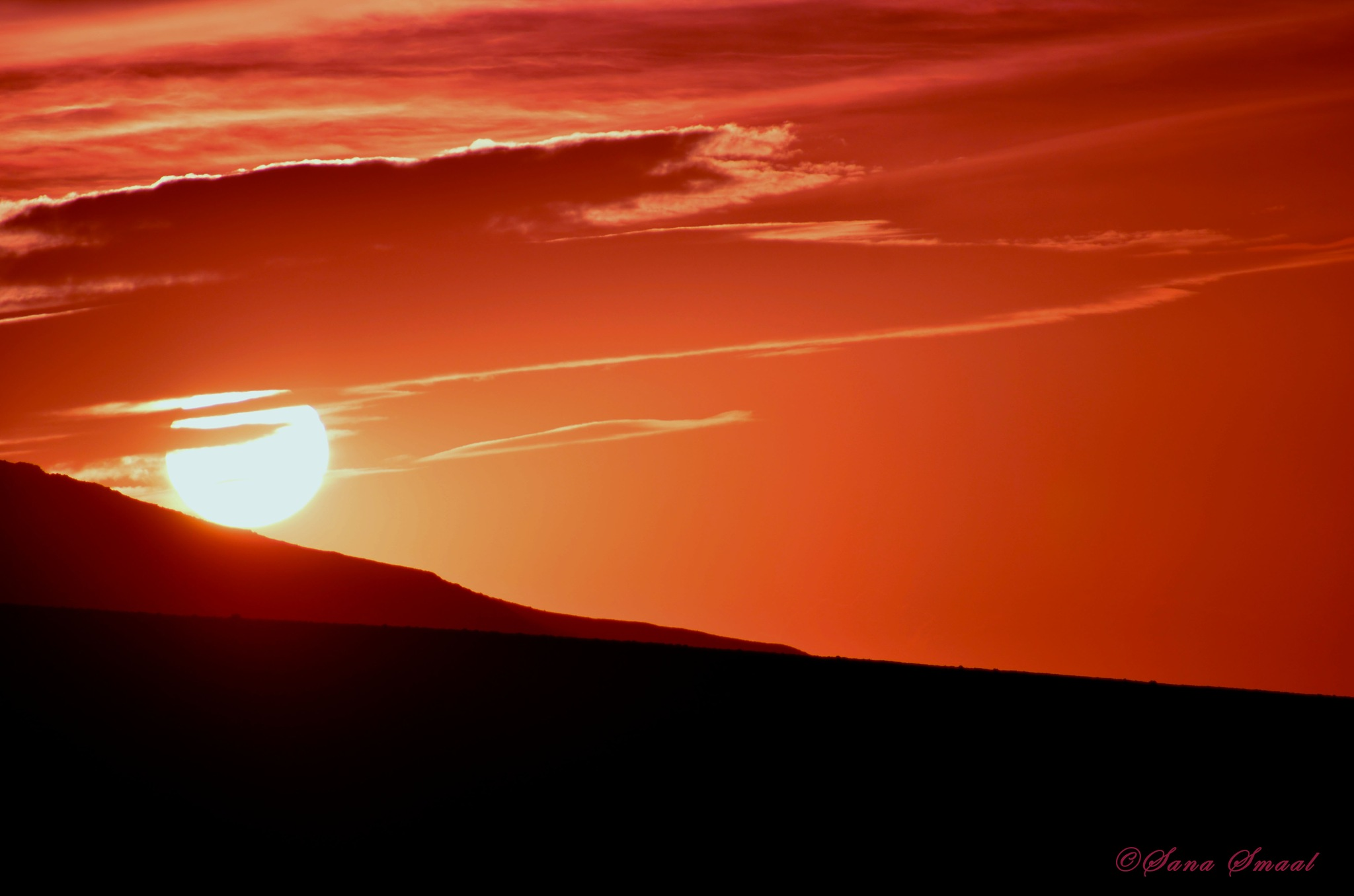 sunrise by Sana Smaal