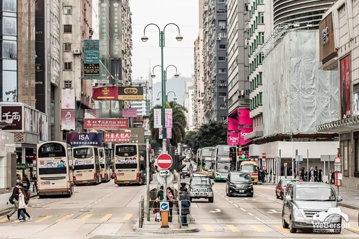 Tsim Sha Tsui by Weberson