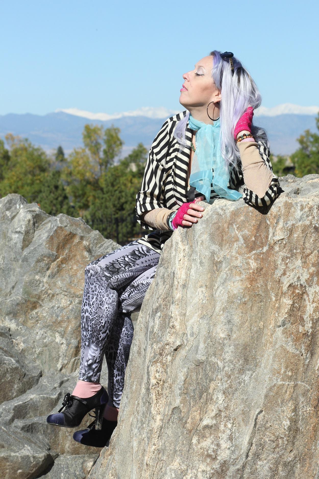 Colorado Glamour Girl by trishatrixie